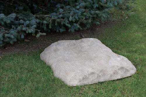 Airmax Faux Flat TrueRock Cover 510401S Large Sandstone 42″L x 36″W x 5″H