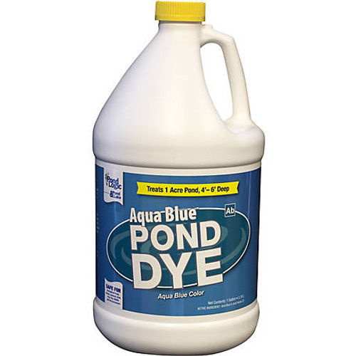 Airmax PondLogic Aqua Blue Pond Dye 1 gallon ARW051