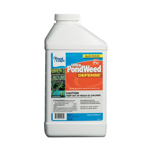 Airmax Pond Logic Ultra Pond Weed Defense 1 Quart ARW062