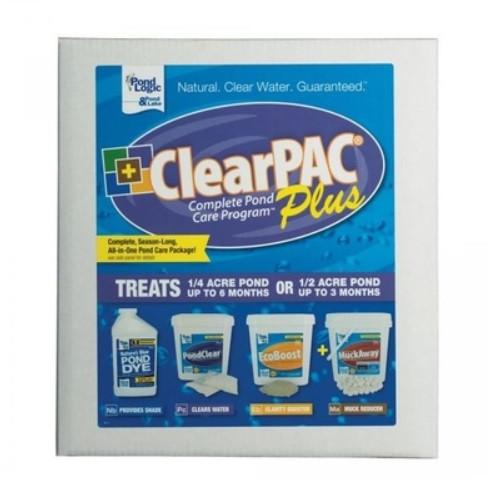 Airmax Pond Logic ClearPAC Plus without Algae Defense ARW036