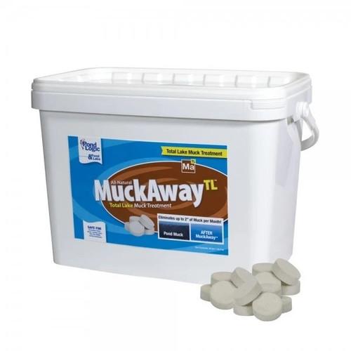 Airmax Pond Logic MuckAway TL Total Lake Water Treatment 36lbs. ARW011