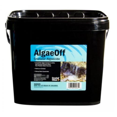 CrystalClear AlgaeOff Pond Water Garden Algae Treatment 25lbs. ARCC084