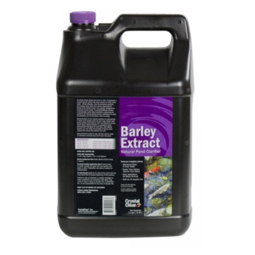 CrystalClear Barley Extract Pond Water Garden Treatment 2.5 gals. ARCC121