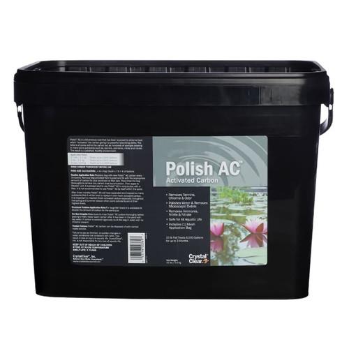 CrystalClear Polish AC Activated Carbon Water Treatment 15lbs. CC090-15