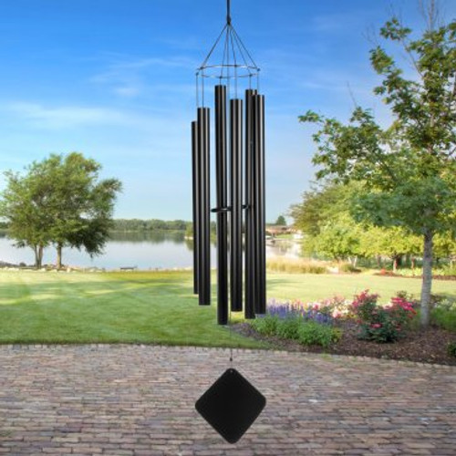 Music of the Spheres Bass Windchime in Nashville Tone NB