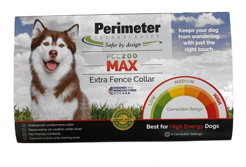 Perimeter Stubborn Dog Max Receiver for PCC-200 or PCC-200NW