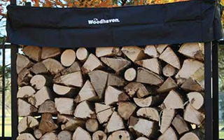 Log Racks and Totes
