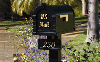 Mailboxes and Posts