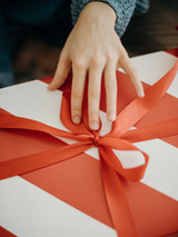 Gift wrapping techniques step by step