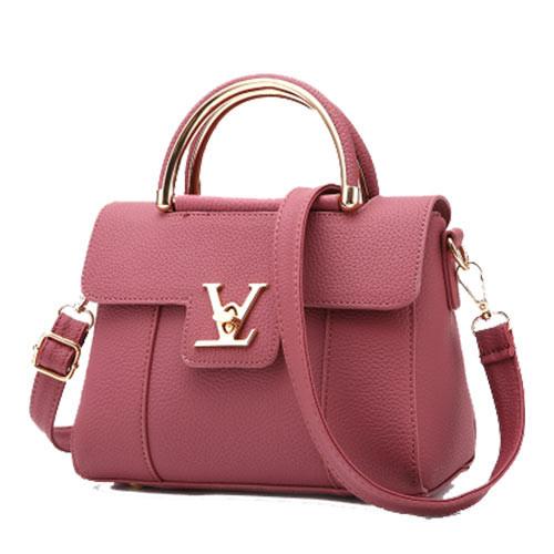 Pink Occasional Bag