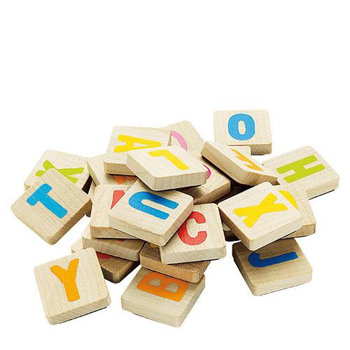 Kid's Wooden Alphabetical Toy