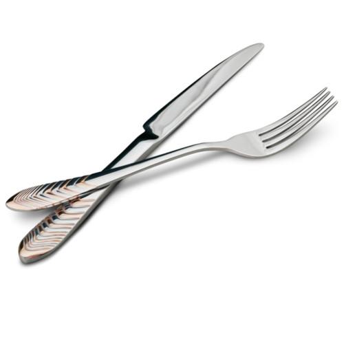 Aluminum Fork & Spoon
