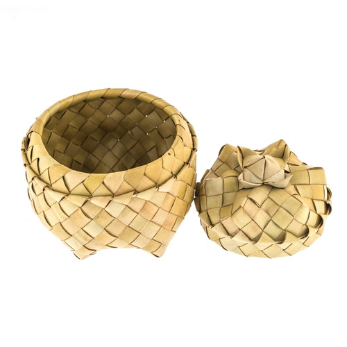 Bamboo Basket - Small