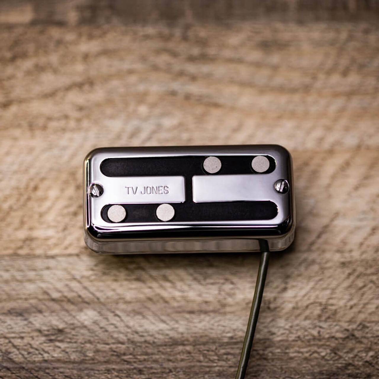 Instrument Accessories Pickups & Pickup Covers TV Jones ...