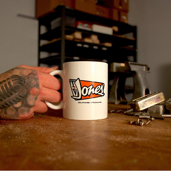 TV Jones Coffee Mug