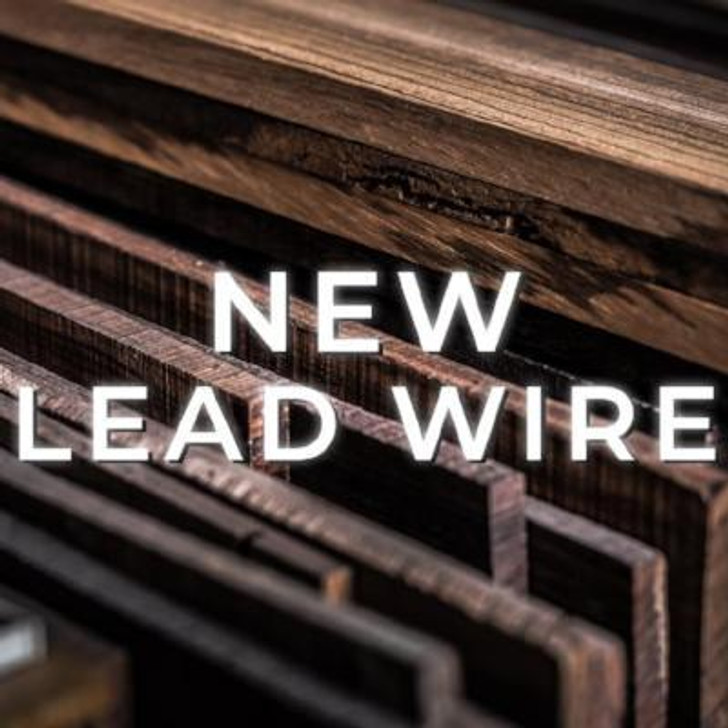 New Lead Wire for your pickup