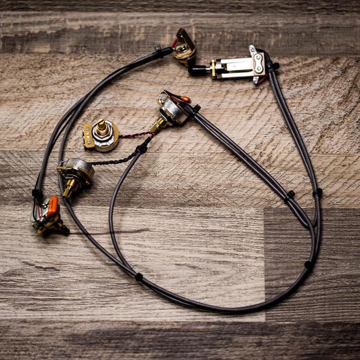Tone Pot Wiring Harness - TV Jones