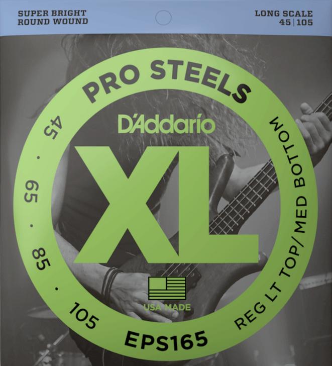 Daddario Pro Steels Strings