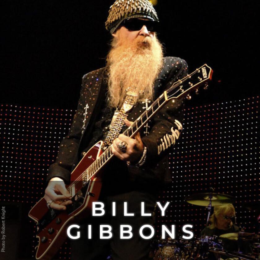 Billy Gibbons - ZZ Top