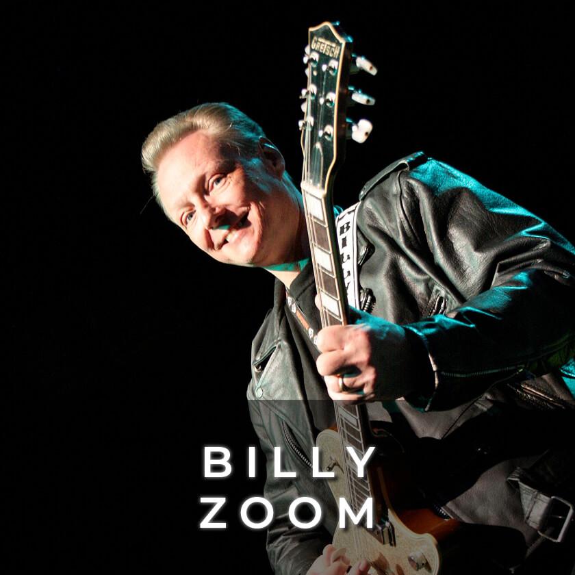 Billy Zoom - X