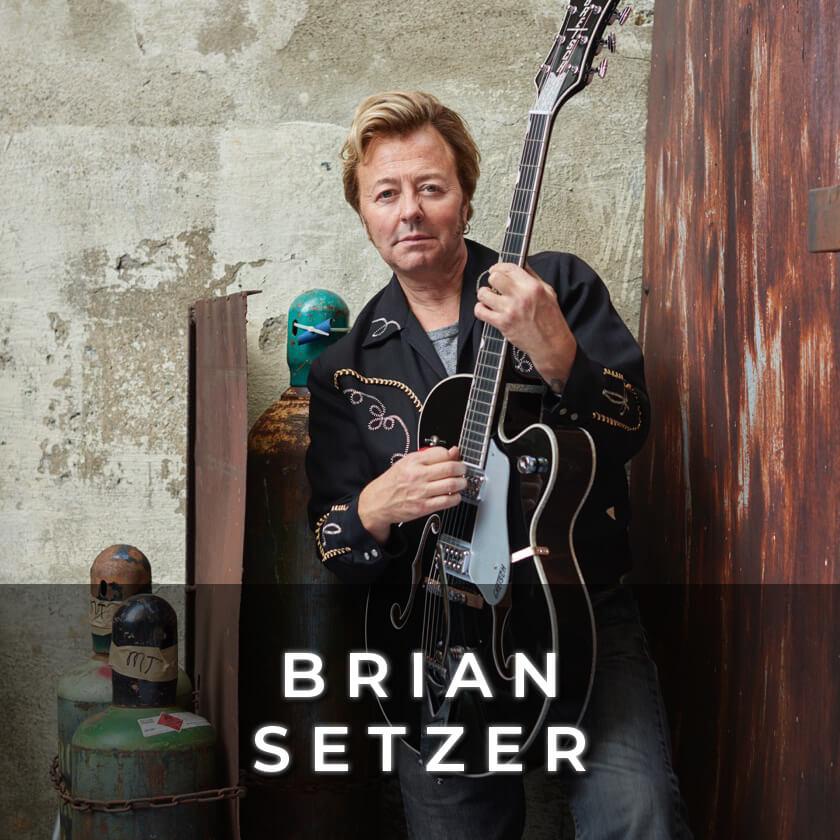 Brian Setzer - Stray Cats