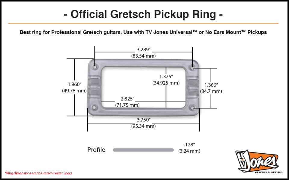 EM5 Ring Gretsch-style