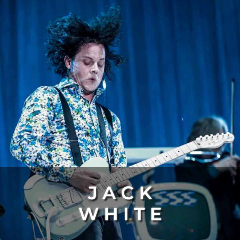 Jack White - The White Stripes