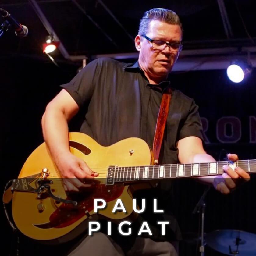 Paul Pigat