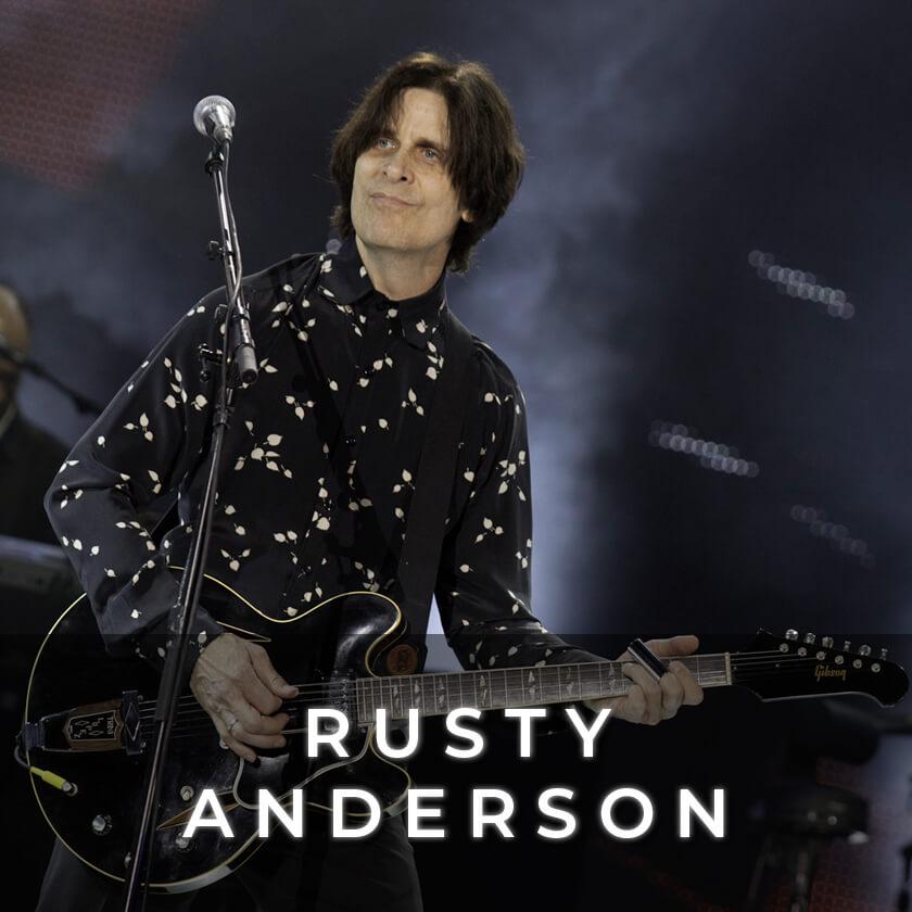 Rusty Anderson - Paul McCartney