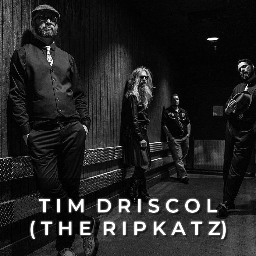 Tim Driscol - The Ripkatz