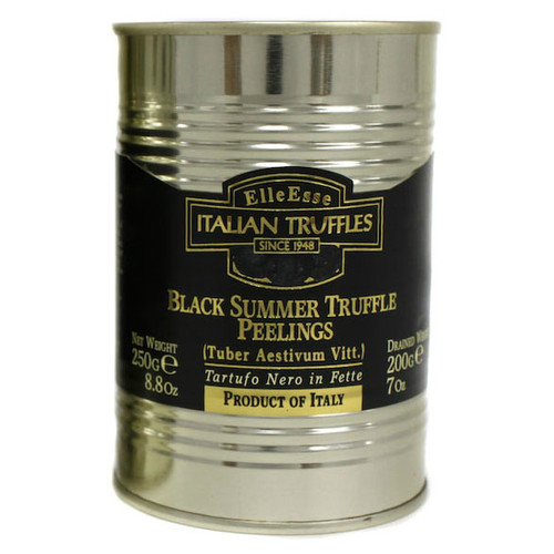 Black Summer Truffle Peelings