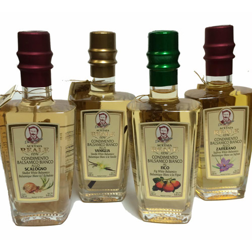 Reale Infused Vinegars