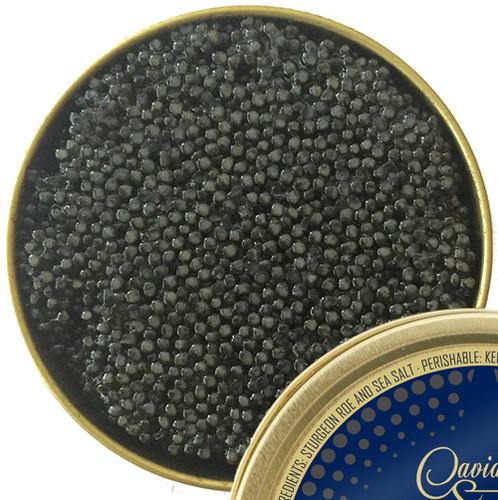 Royal Beluga Siberian Hybrid Caviar