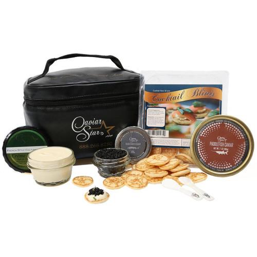 American Star - Caviar Gift Set