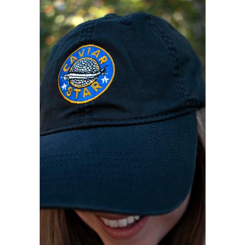 """Caviar Star """"Original Tin"""" Logo Hat"""