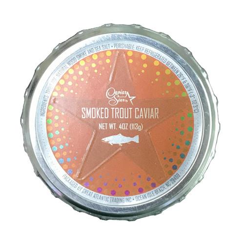 Smoked Rainbow Trout Caviar