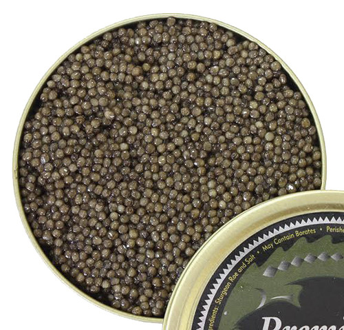 North Carolina Osetra Caviar