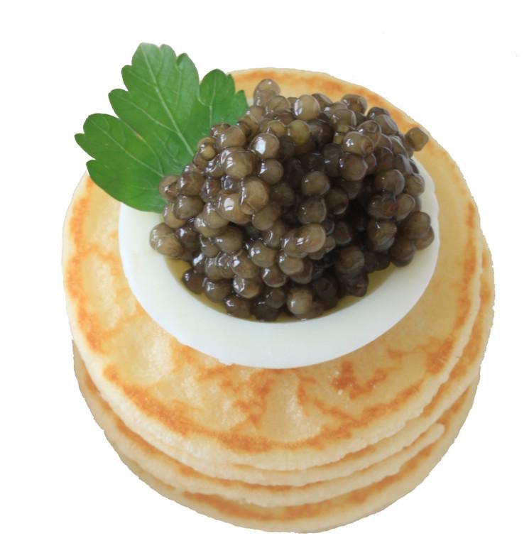 Caviar Pairing Suggestions