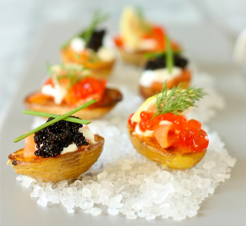 Why is non-sturgeon fish roe cheaper than true caviar?
