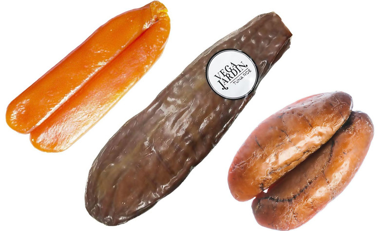What does bottarga taste like? A side-by-side comparison of the most popular dry-cured fish roes