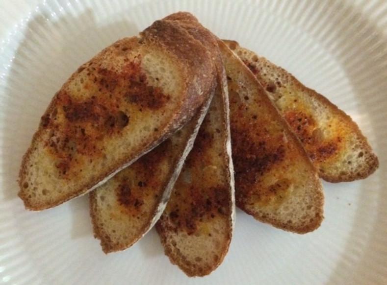 Evo Espelette Toasts
