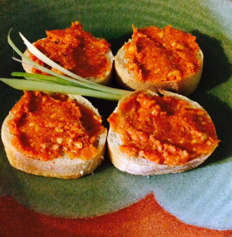 Homemade Romesco Recipe