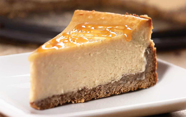 Cheesecake With White Truffle Honey Recipe