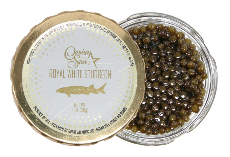 Royal White Sturgeon Caviar