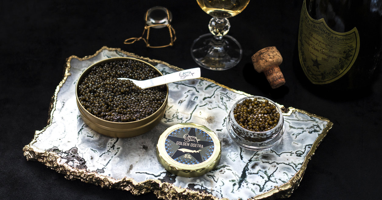 Imported Caviar