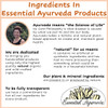 Ingredients-In-Essential-Ayurveda-Products