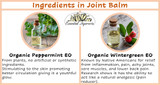 Ingredients in Joint Balm 4