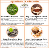 Ingredients in Joint Balm 2
