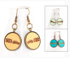 Dangle Earrings - Camper
