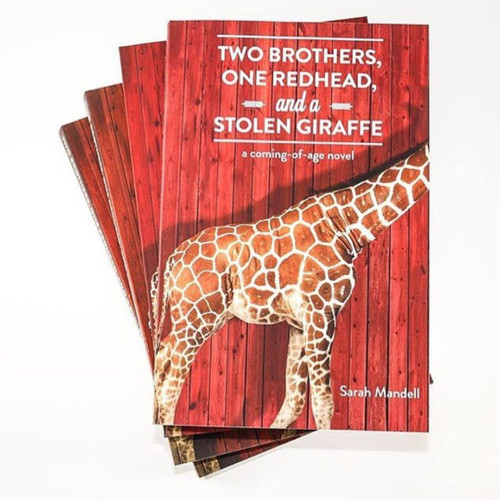Novel: Two Brothers, One Redhead, and a Stolen Giraffe